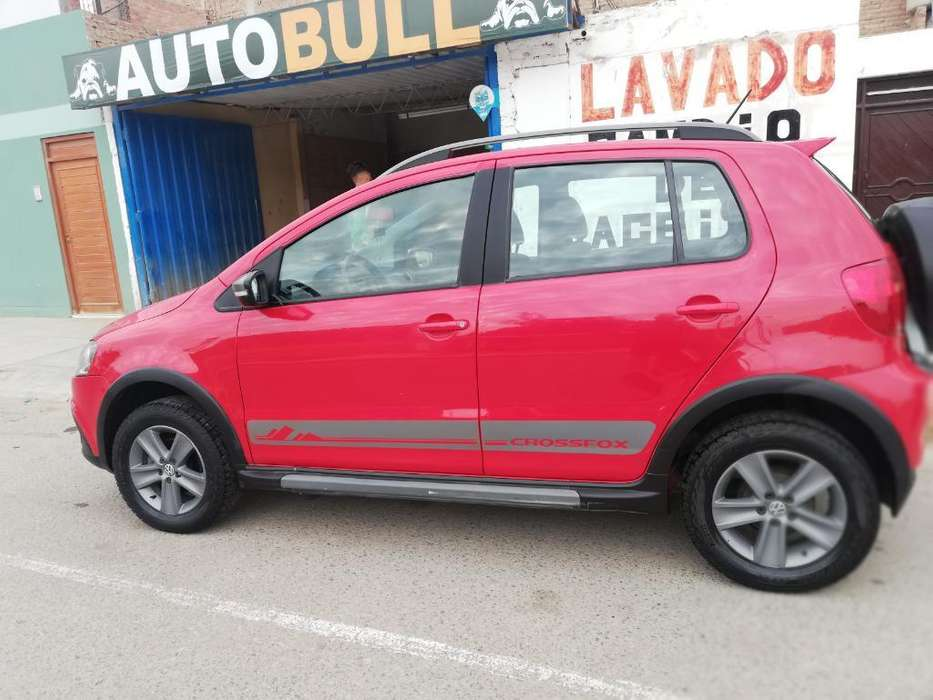 Volkswagen Crossfox 2011 - 55000 km