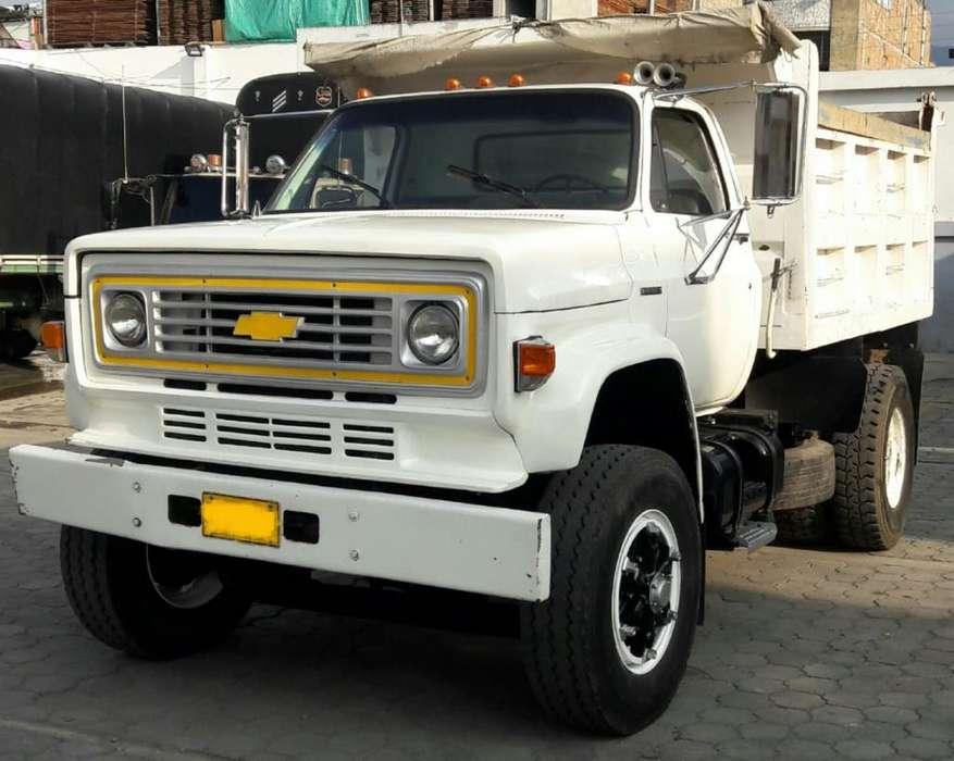 Volqueta Chevrolet C70 Mod91
