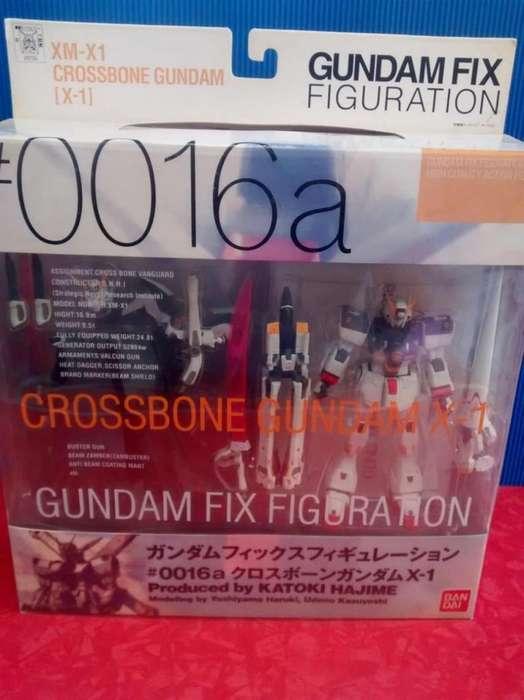 Lote #4 Gundam Fix Figuration Cross Bone
