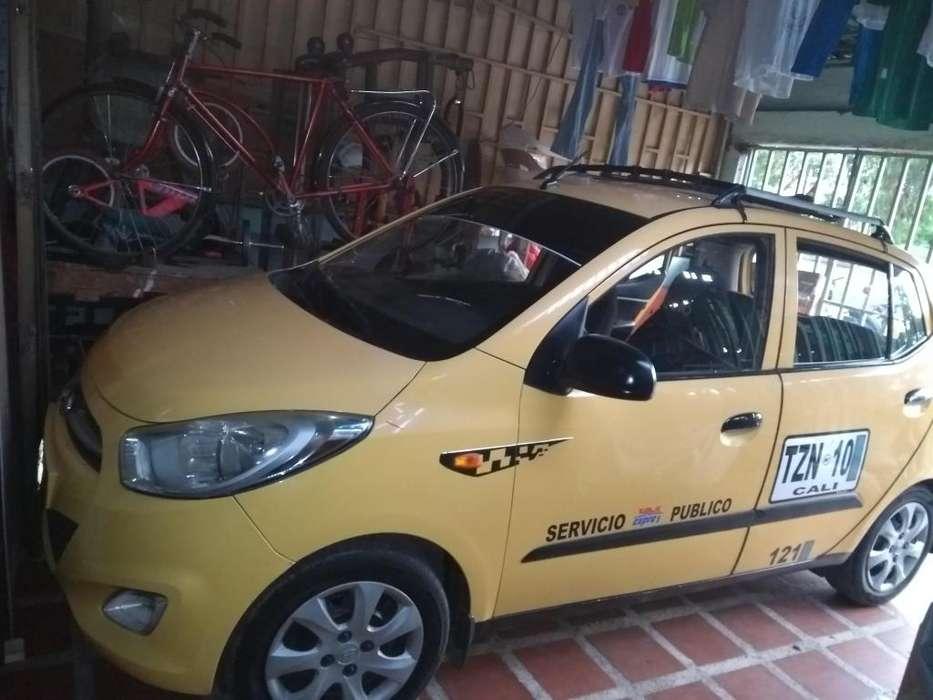 Taxi Hyundai i10 2013