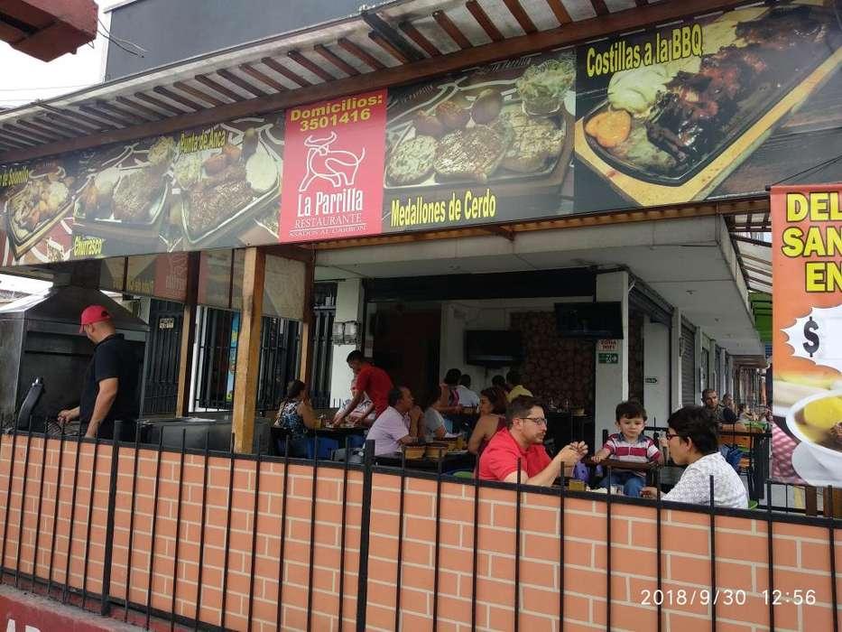 Ganga Negocio: Vendo Restaurante acreditado muy bien ubicado