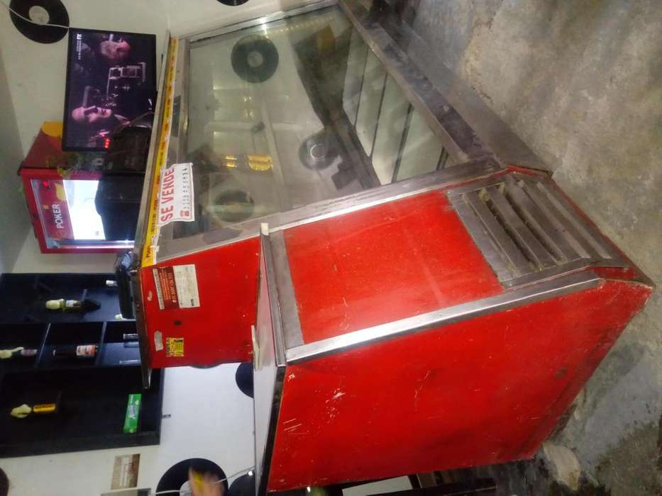 Refrigerador 5 bandejas