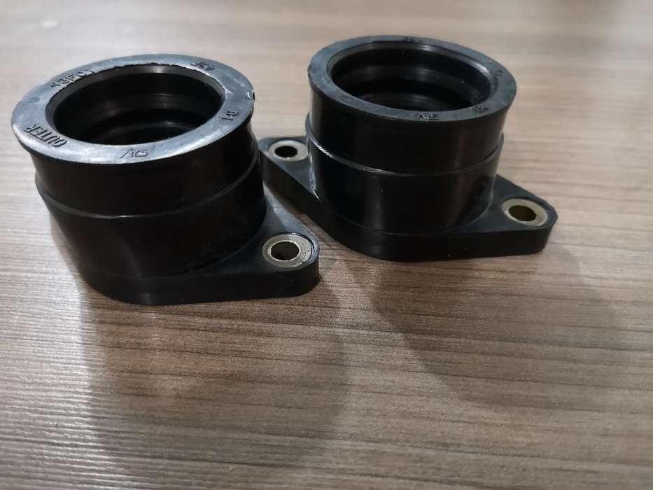 Soportes Juntas Carbu-cilind Yamah Xt600
