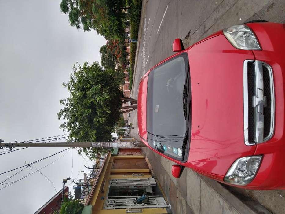 Chevrolet Aveo 2010 - 60000 km