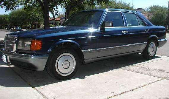 <strong>mercedes</strong>-Benz Clase S 1986 - 118850 km