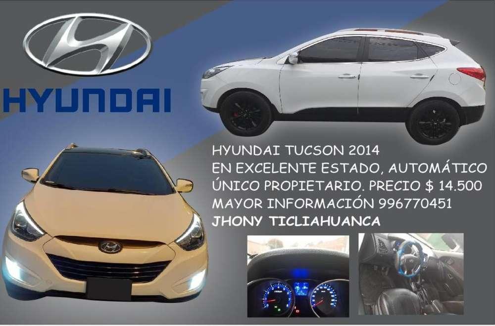 Hyundai Tucson 2014 - 43000 km