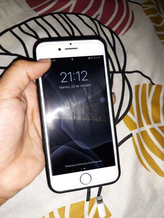 iPhone 7 Negociable 128gb