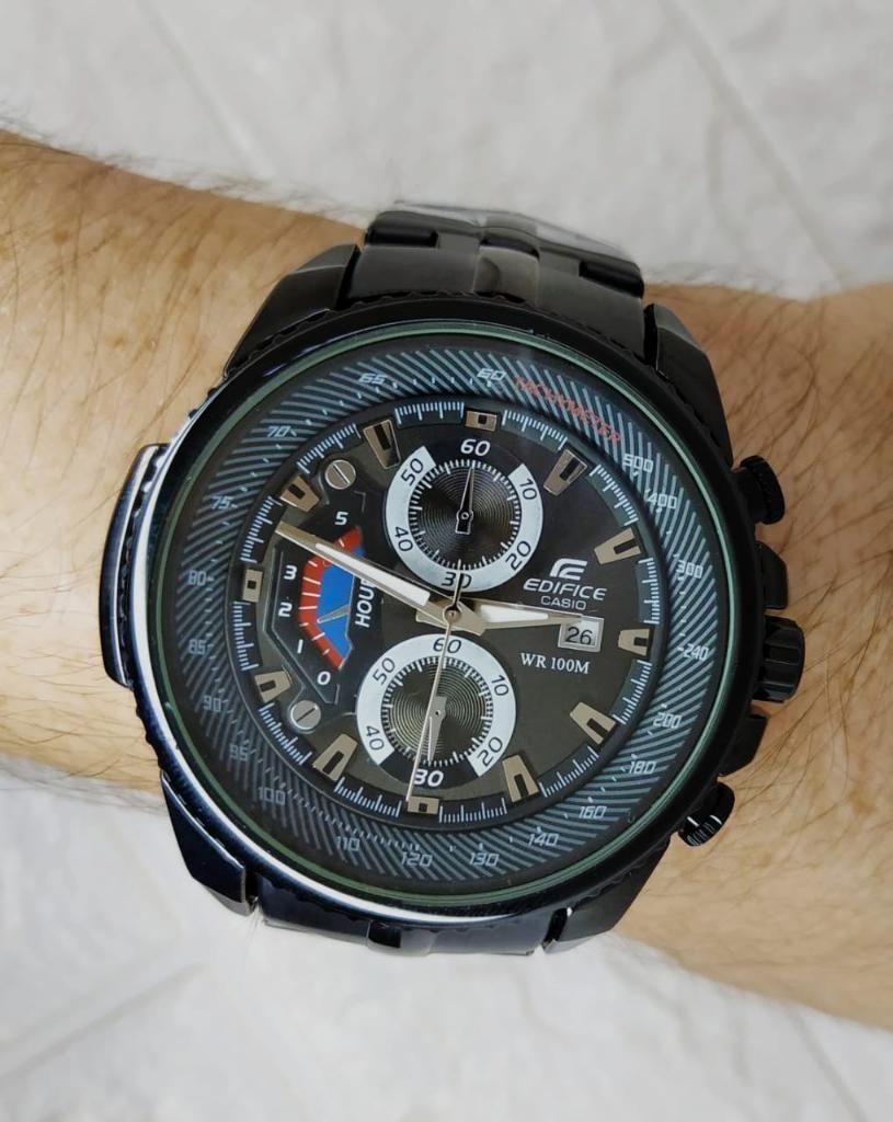 Reloj Casio Edifice Negro