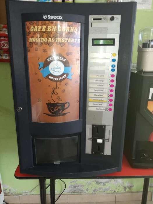 Maquina Cafetera Saeco
