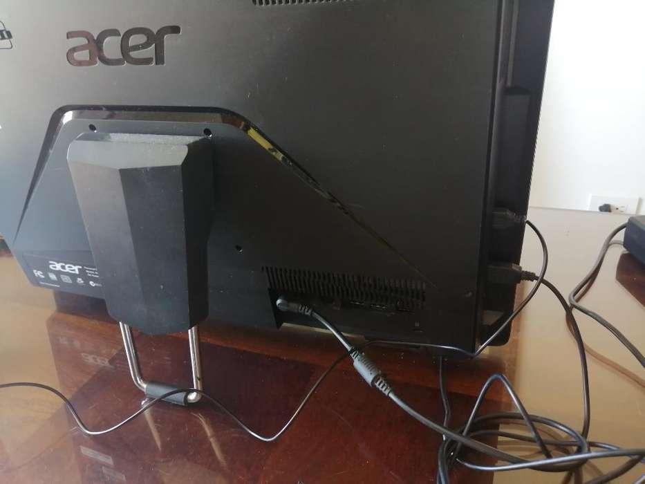 Vendo Computadora Todo en 1 Acer