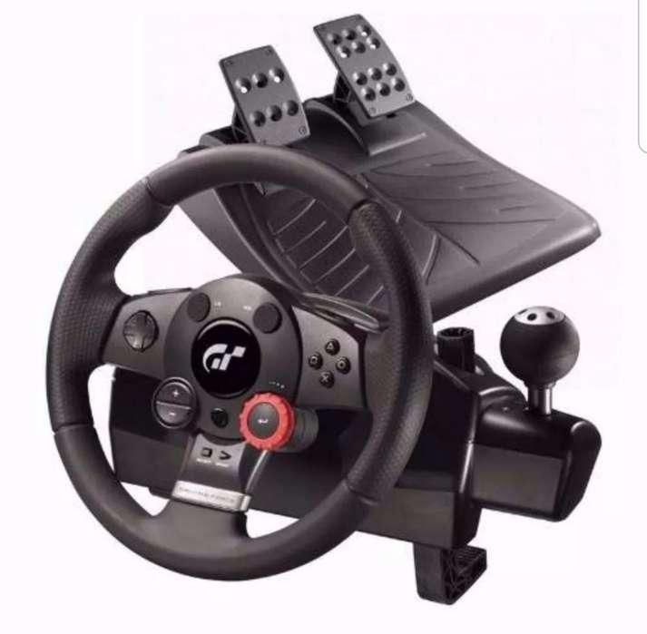 Sinulador Logitech Driving Force