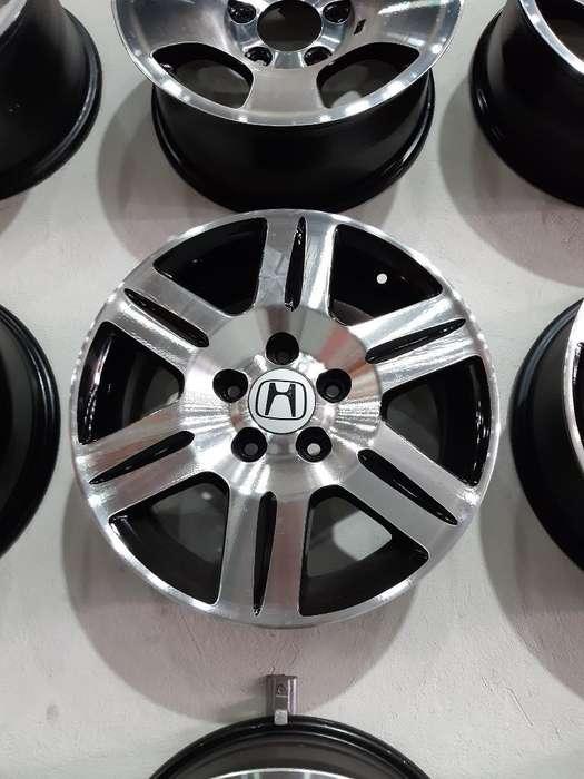 Rines 16 de Honda Cr-v Originales