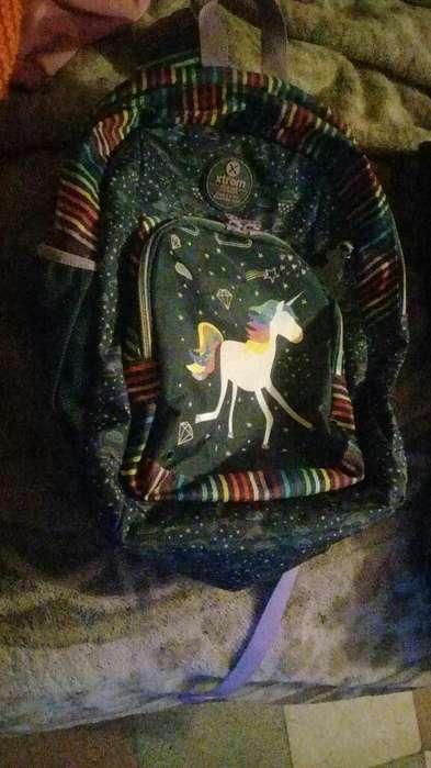 Vendo Mochila de Unicornio
