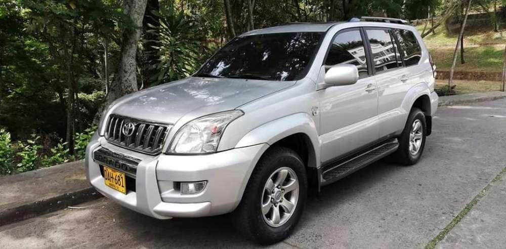Toyota Prado 2008 - 128000 km