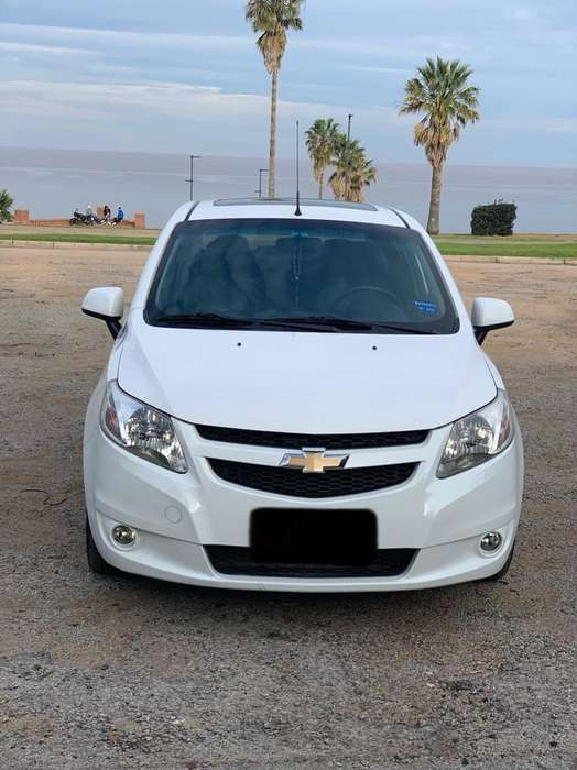 Chevrolet Sail 2014 - 56000 km
