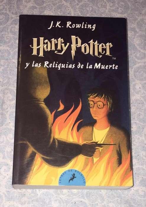 Harrypotter Y Las Reliquias de La Muerte