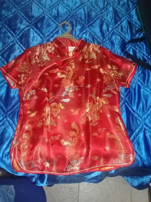 <strong>camisa</strong> China Nueva
