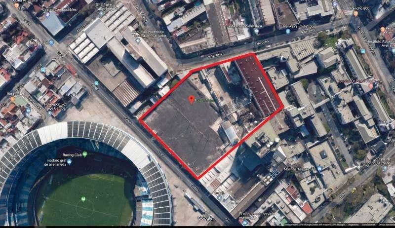 Terreno de 12.600 m2 / Ideal Proyecto Inmobiliario