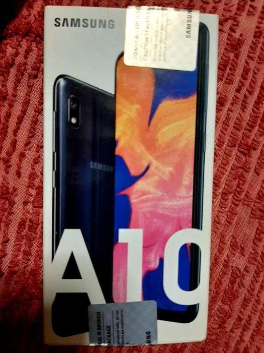 Samsung Galaxy A10 Nuevo en Caja