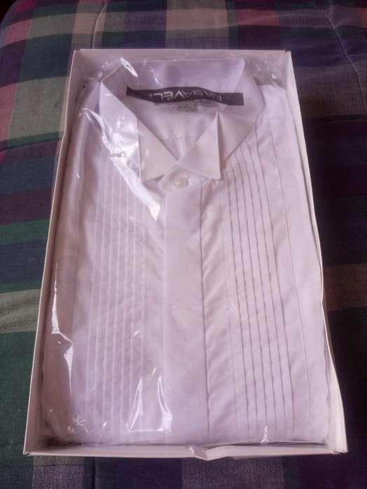 Camisa Nueva Talla 42 Blanca