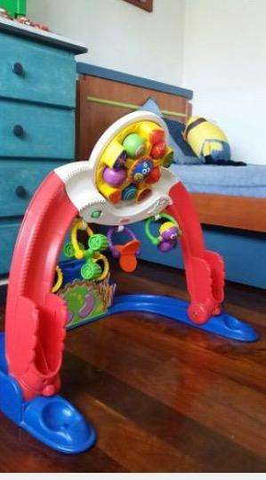 Gimnasio Fisher Price . Impecable!
