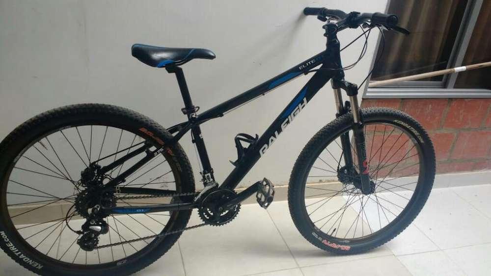 Vendo Bicicleta Mtb Raleigh Rin 27.5