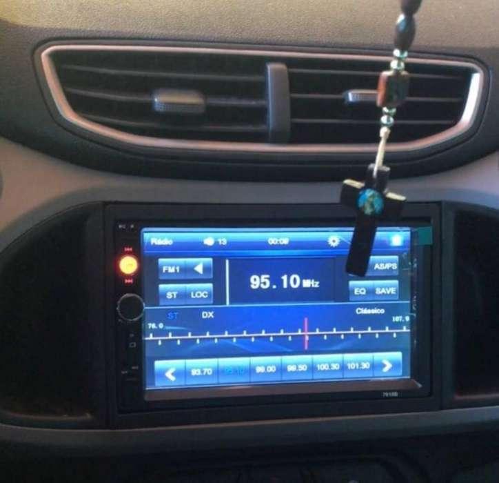 Autoradio 7 Pulgadas Tactil