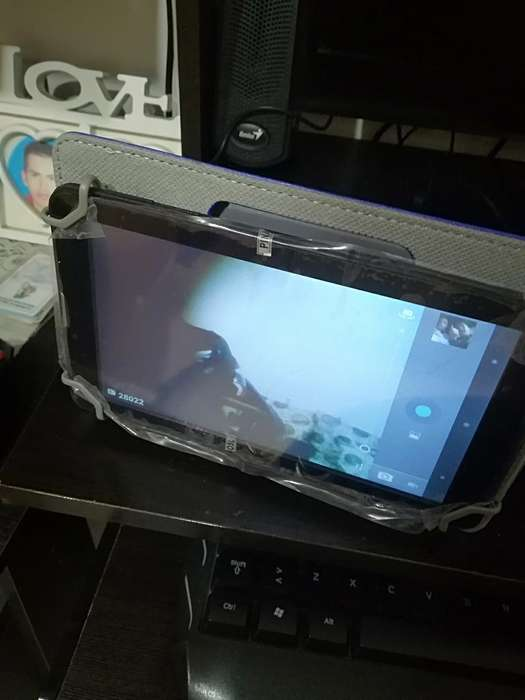 Tablet Android Silver Max