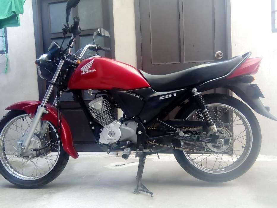 Moto Honda Modelo 2015