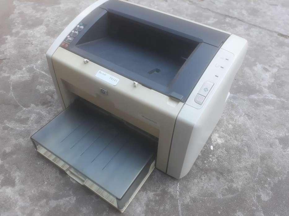 <strong>impresora</strong> HP LaserJet 1022