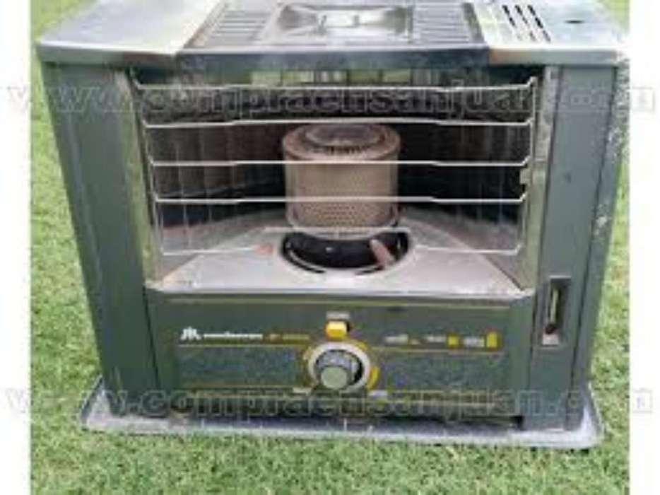 Estufa Calefactor Mademsa