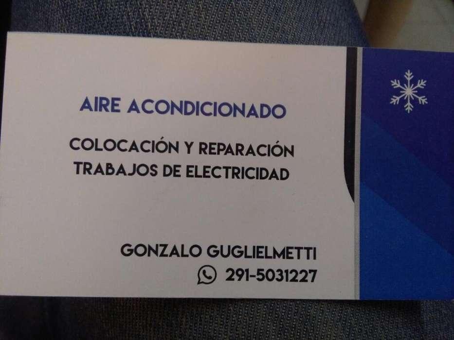 Aire Acondicionado Y Electricidad.