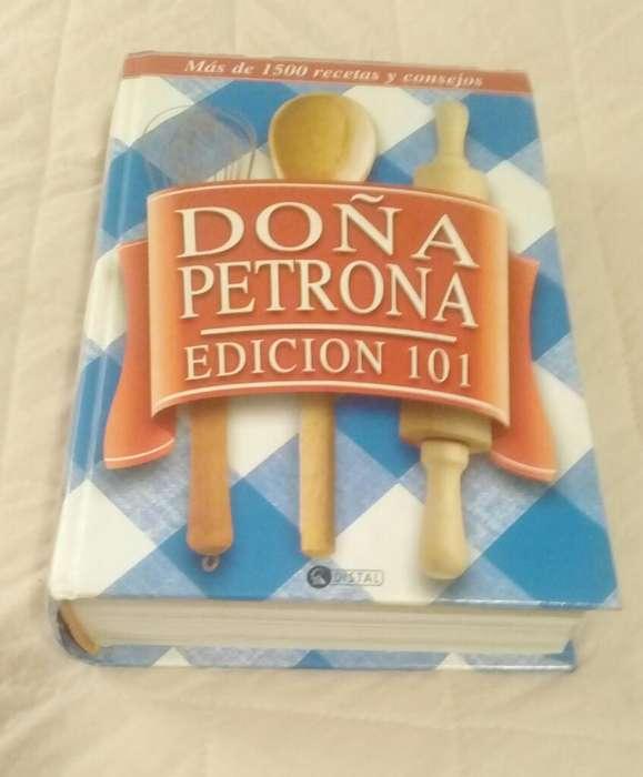 LIBRO DE DOÑA PETRONA 101 Edición (820 pág.) COMO NUEVO 599