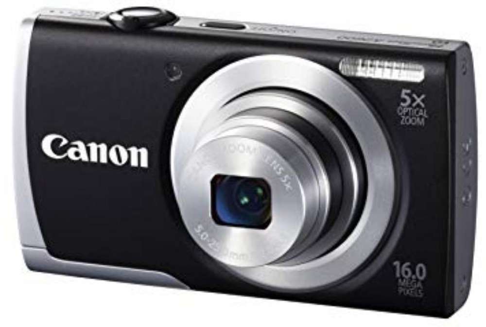 Camara Canon Powershot A2600