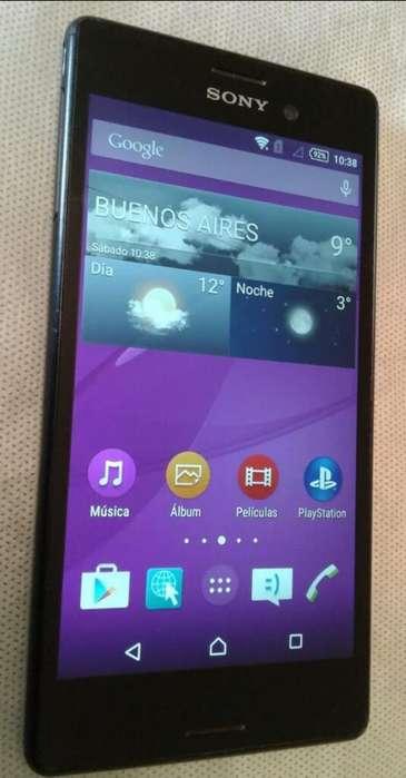 Celular Sony M4 Aqua 4g Octacore Libre