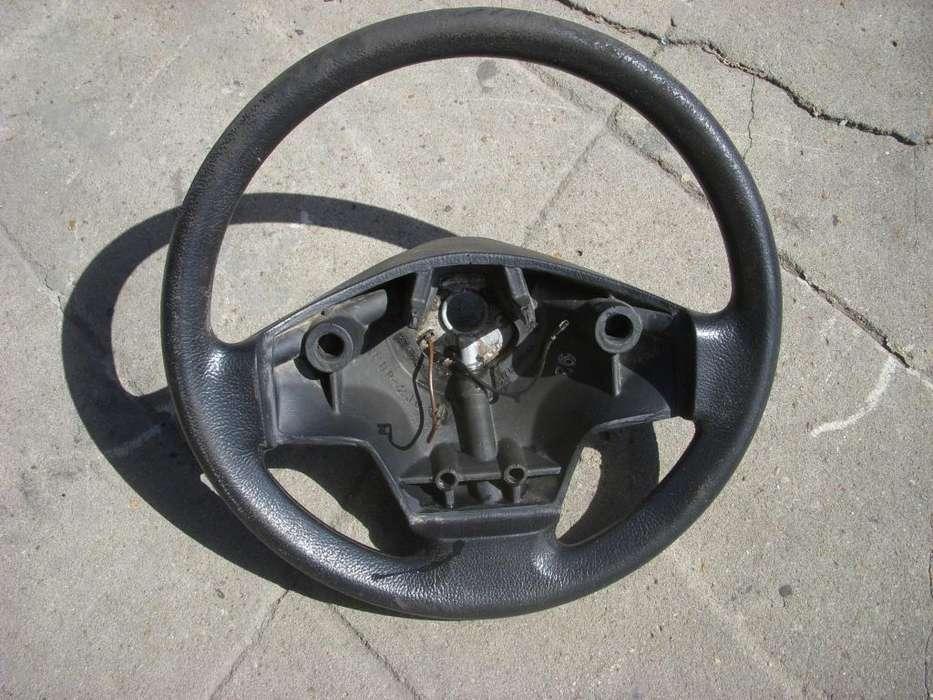 repuesto volkswagen, volante de direccion volkswagen gol 3ra genereacion 00 al 06 original sin centro