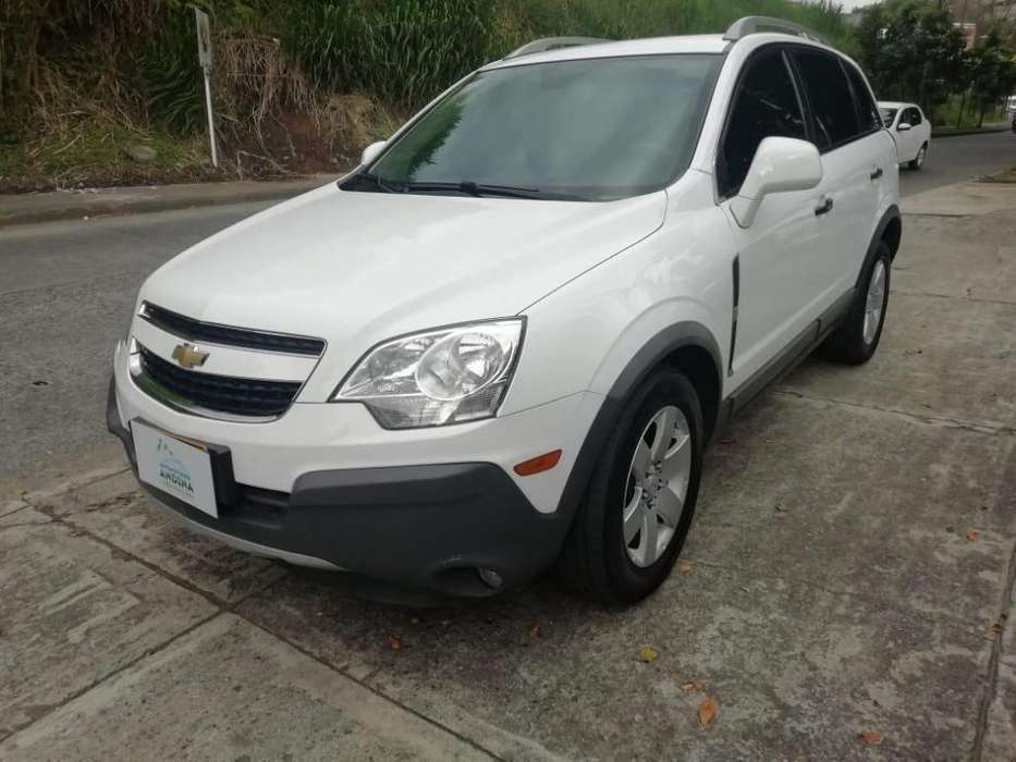 Chevrolet Captiva 2012 - 80008 km
