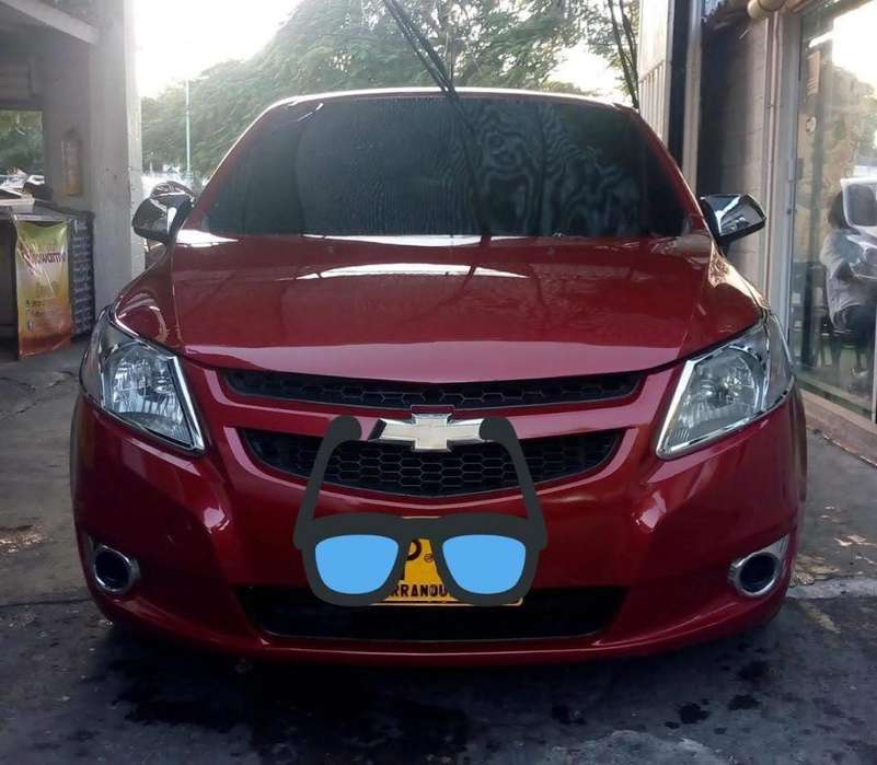 Chevrolet Sail 2015 - 60000 km
