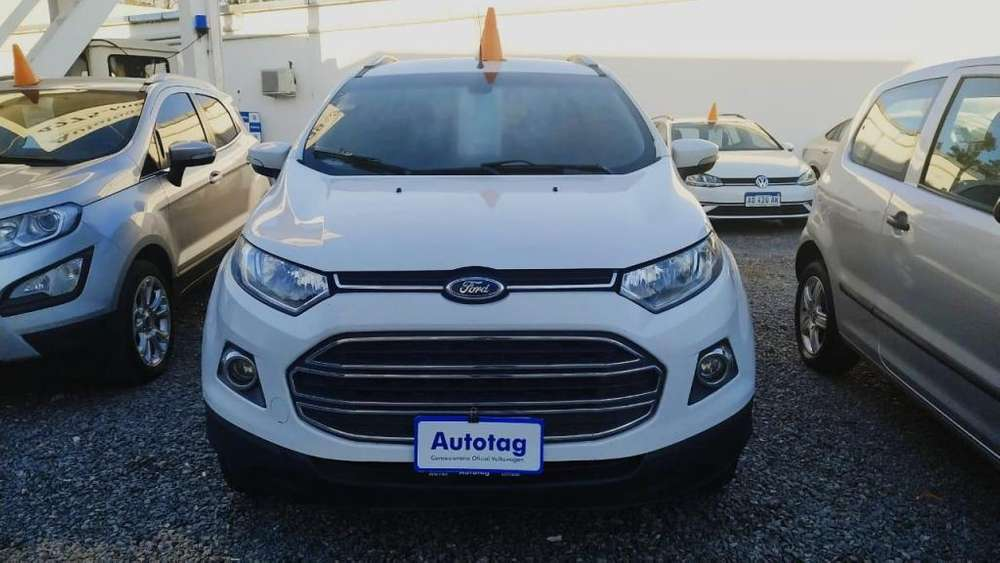 Ford Ecosport 2013 - 187000 km