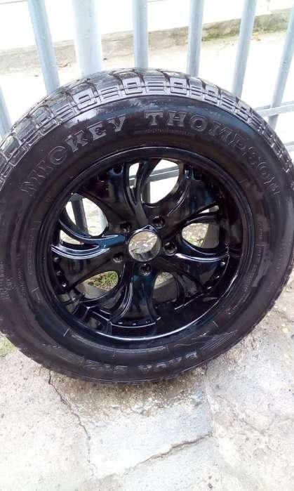 <strong>llanta</strong>s Mickey Thompson Rin Aluminio