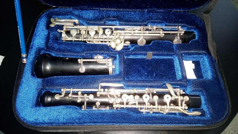 Oboe Yamaha YOB 431- Modelo Intermedio