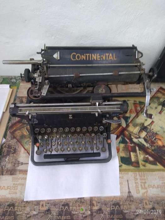 Venta Maquina de Escribir Antigua