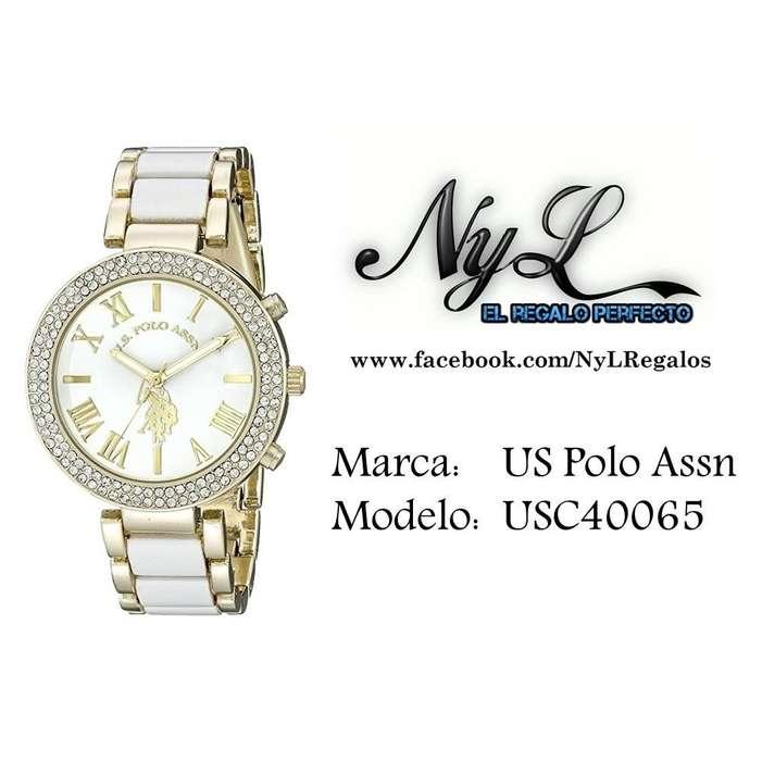 Relojes Mujer Us Polo Assn Caja Sellada