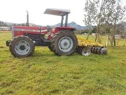 Vendo Tractor agrcola MASSY FERGUNSON