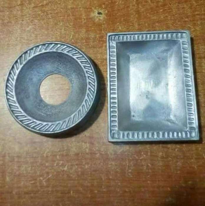 Moldes para Pasteleria en Aluminio