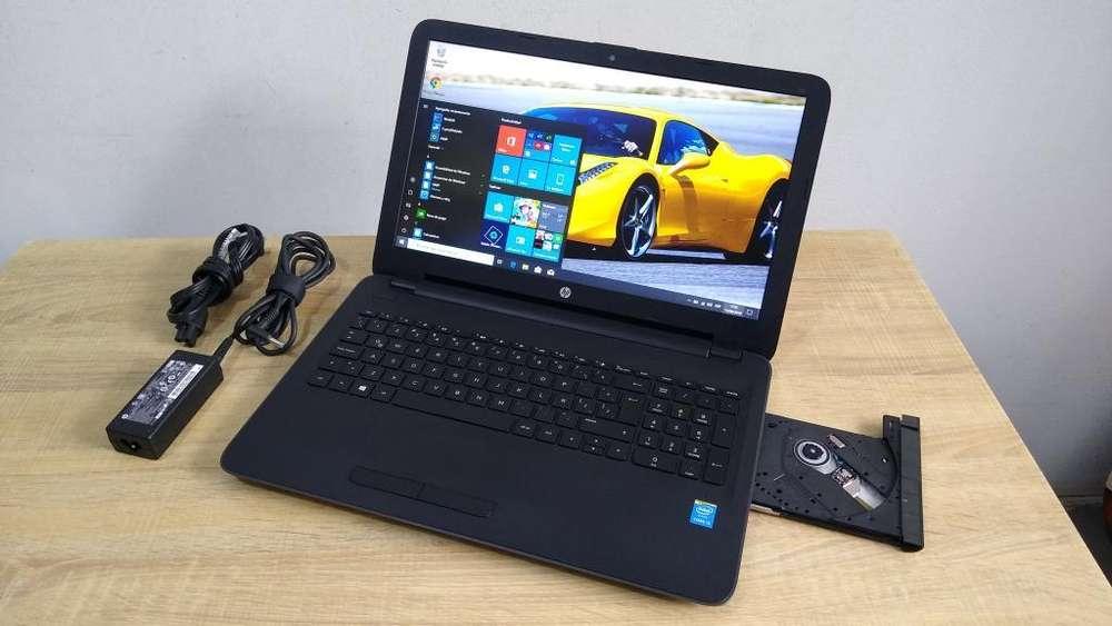 Laptop Hp Intel Core I3,4gb,500gb Hdd