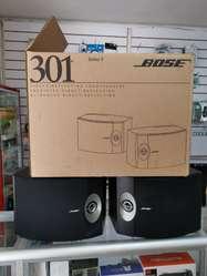 Parlantes Bose 301v con Días de Uso.
