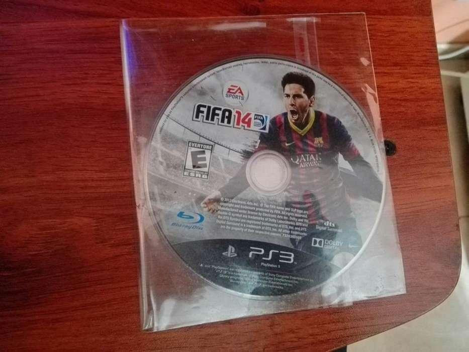 Fifa 2014 para ps3