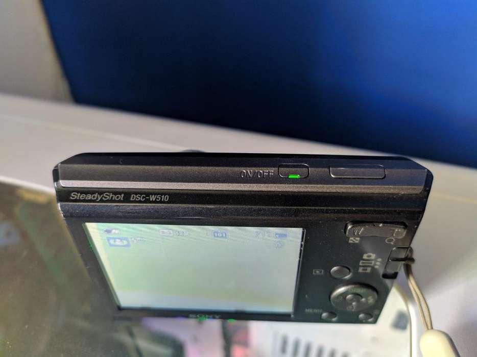 Camara Sony Cybershot Dcs - W510