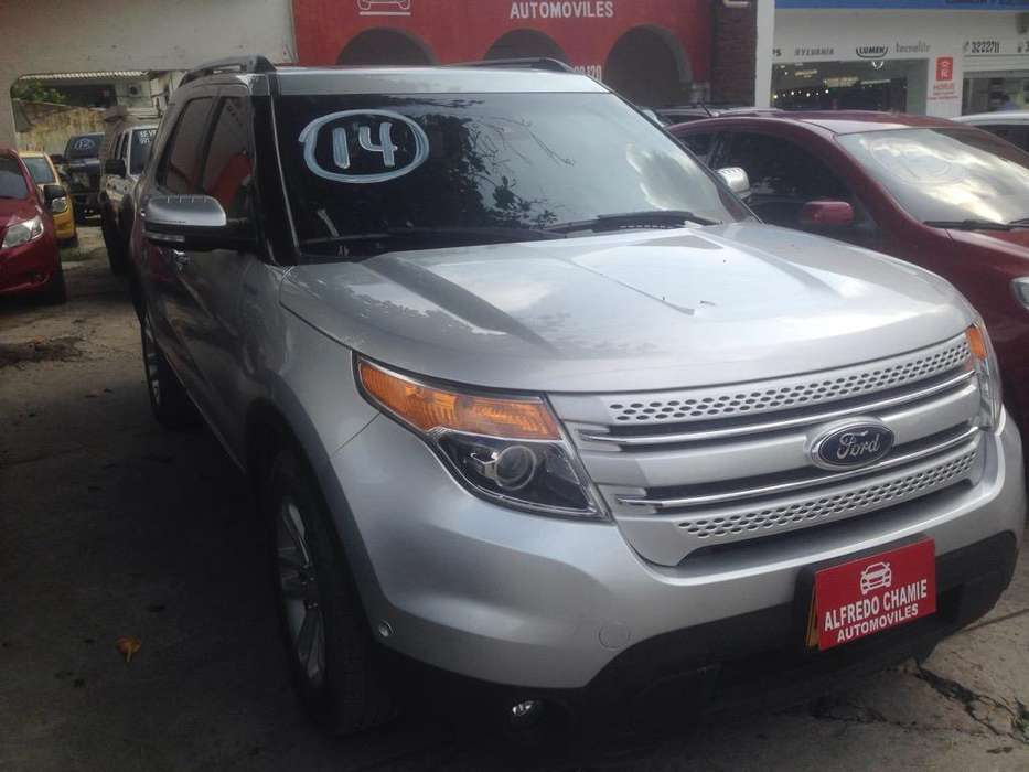 Ford Explorer 2014 - 65000 km